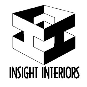 Insight Interiors Logo For Interior Design Company